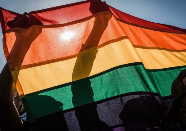 Agenti di polizia gay che hanno sesso