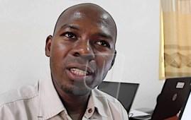 Amade Abubacar, giornalista mozambicano imprigionato da novanta giorni senza accuse