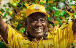 Cyril Ramaphosa, presidente del Sudafrica