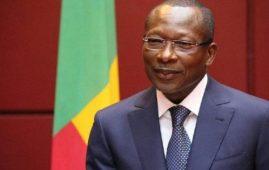 Patrice Talon, presidente del Benin