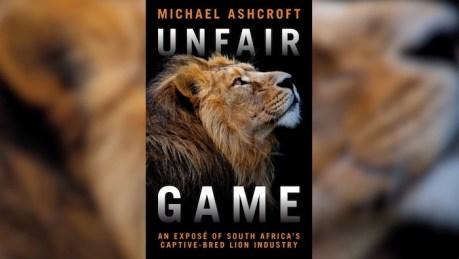 """""""Unfair Game"""", la copertina del libro (Courtesy Lord Michael Ashcroft)"""