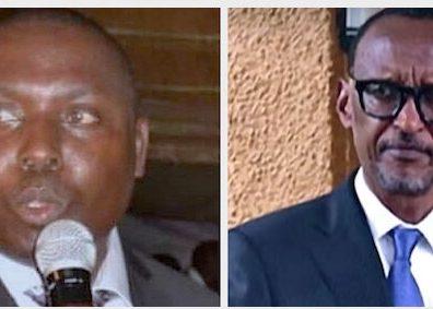 rifugiato politico Karemangingo e Kagame