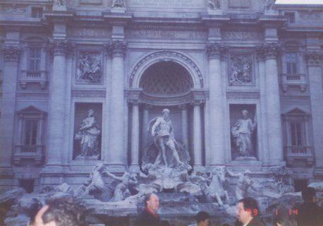 <協力隊時代>イタリアローマのどこか