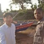 [ガーナ再訪記13]ボートプロジェクト ~ゴルフクラブがエンジンに化けた