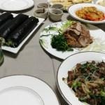 [北京生活]立春を機に食事記録ダイエット開始