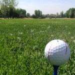 [ゴルフ]今年初ラウンドはOB二発で沈む(北京乡村高尔夫俱乐部)