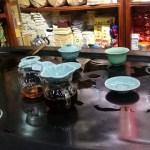 [中国茶]马甸桥でプーアル茶購入