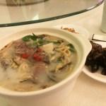 [23省中国料理]合わないものは合わない(北京河南大厦豫香餐厅)