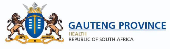 f24c5ea5031a81e - Coronavirus – South Africa: Gauteng Health Department Embarks on a Massive Recruitment Drive to Fight Against COVID-19