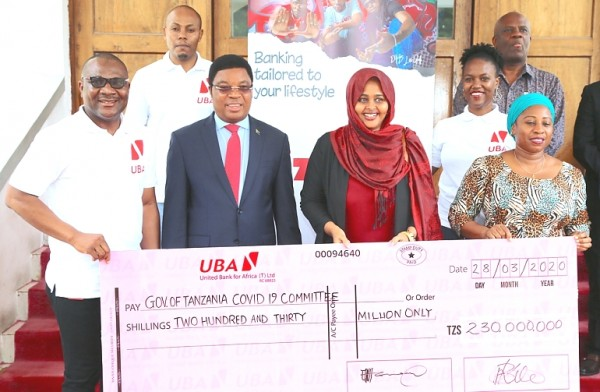 """Prime Minister Kassim Majaliwa received contributions in cash and equipment worth 1.185bn/- from entities and individuals to support government efforts in the fight against COVID-19, asking each individual to take precautionary measures. """"We are now in a state of war. We must jointly fight it by doing whatever is within our ability to prevent the […]"""