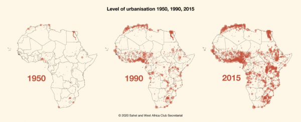 Fuelled by rapid population growth Africa is experiencing the fastest urban growth anywhere in the world: the continent's population is projected to double between now and 2050 and in the next 30 years, its cities will be home to an additional 950 million people. Policy makers should fully appreciate the profound urban transformations occurring in […]