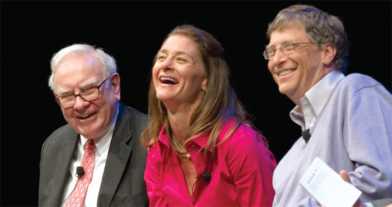 Image result for Bill & Melinda Gates Foundation in three African countries – Nigeria, Kenya and Tanzania.