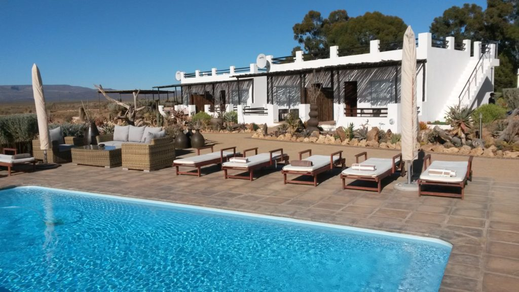 Luxury Overnight Chalets at Inverdoorn Private Game Reserve