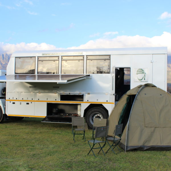 Overland and Camping