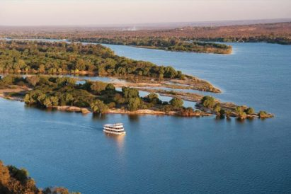 ZAMBIA - AFRICAN QUEEN River Cruise