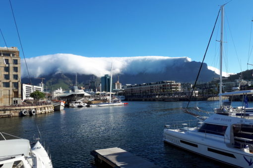 SOUTH AFRICA 7 . Cape Town City