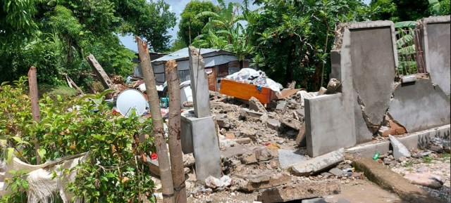 A 7.2 magnitude earthquake that ripped through Haiti was followed days later by Tropical Depression Grace, devastating populations in the Caribbean Island State.