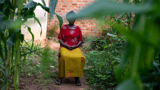 Forcibly displaced women and girls suffer disproportionately from sexual and gender-based violence in the Democratic Republic of the Congo.