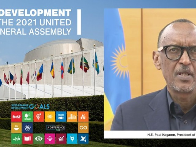 United Nations Food Systems Summit, September 23, 2021
