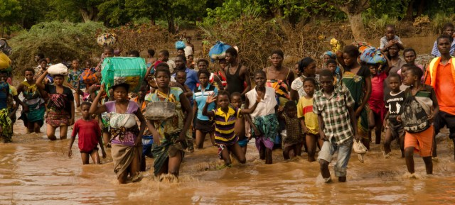 Eastern and southern African nations have faced an increase in floods, droughts and other climate-related events over recent years.