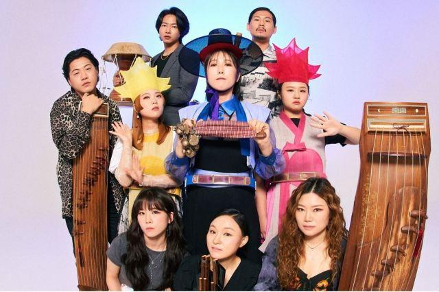 Fushion gugak band, Ak Dan Gwang Chil (ADG7's official website)