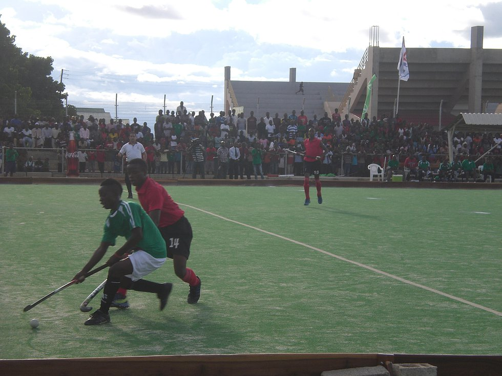 Zambia vs Kenya-Africa Youth Olympic Games Qualifiers in Lusaka