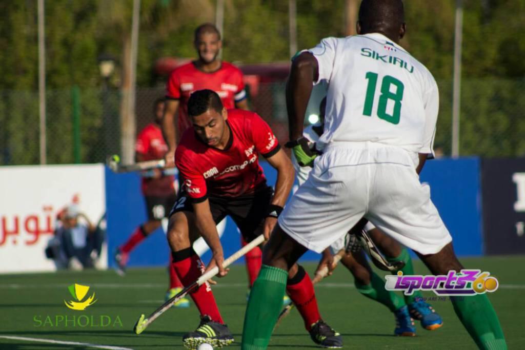 Host Egypt versus Nigeria