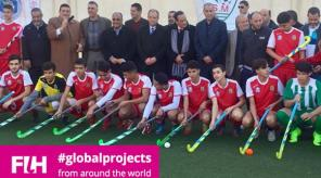 The Youth African Games, featuring hockey, will be held in Algeria in July