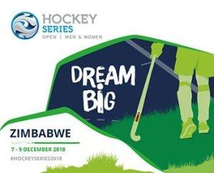 FIH Hockey Series Open (HSO) @ Bulawayo, Zimbabwe