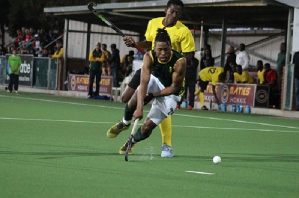 AfricanHockeyRoadToTokyo: Ghana suffer major setback against South Africa in Tokyo 2020 qualifier