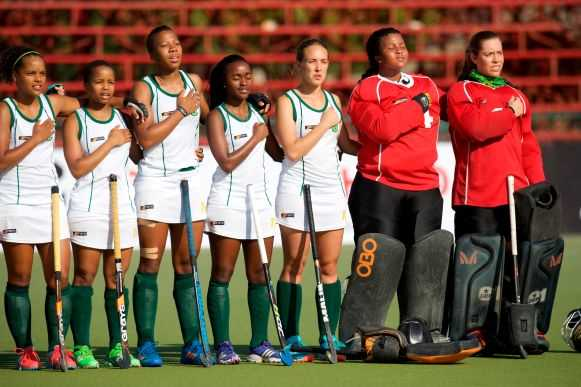 First FIH Hockey Junior World Cup on African soil
