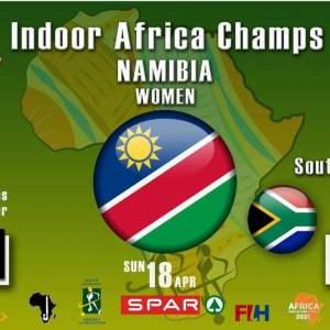 IAC 2021 - Namibia Women Win Gold