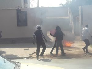 Xenophobia in South Africa: in the DRC angry outbursts this Thursday in Lubumbashi AFRIQUE DU SUD 3 300x225