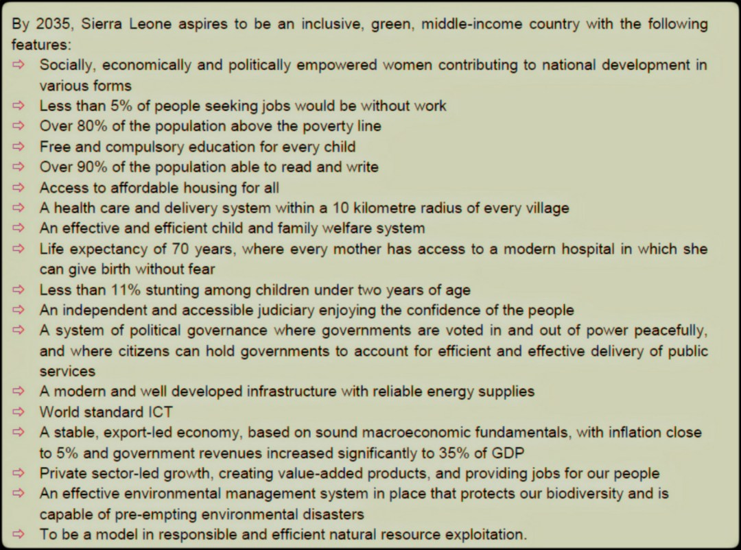 Sierra Leone Industry and Employment Opportunities