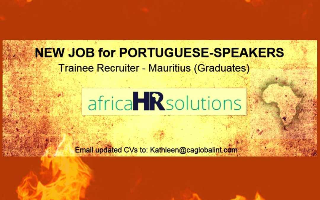 Discover the life of a Mauritian Automobile Vice President | Africa Jobs | ACCA fellow & MBA Graduate