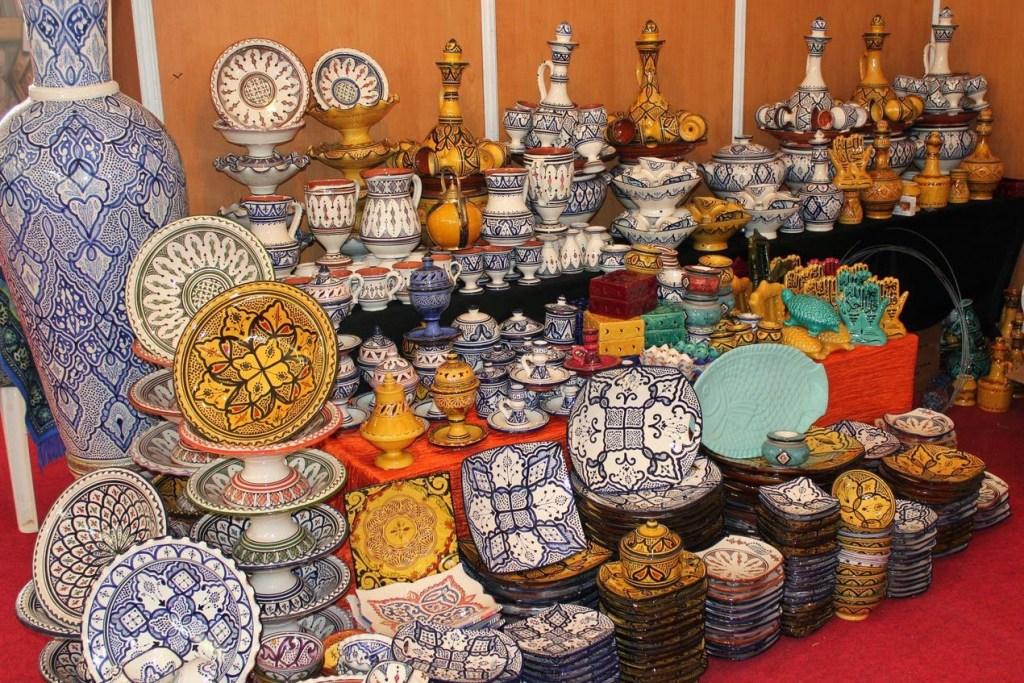 Ouverture à Laâyoune du Salon régional de l'artisanat