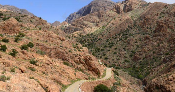 Maroc: Le club Anergui Dream Team organise le 5ème Trail international de l'Atlas Central
