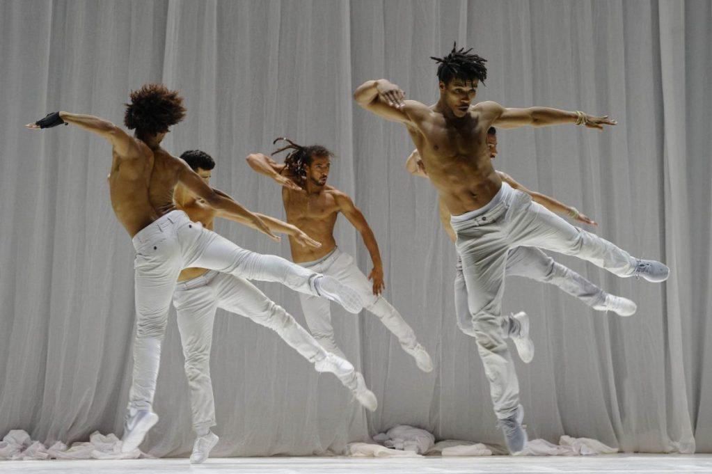 Spectacle de danse : Boys don't cry de Hervé Koubi du 17 au 26 septembre 2019