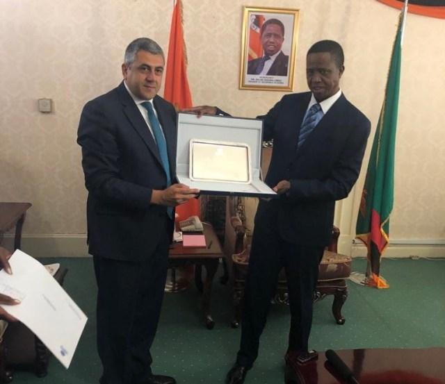 Le Président de la Zambie s'engage dans la promotion du tourisme durable
