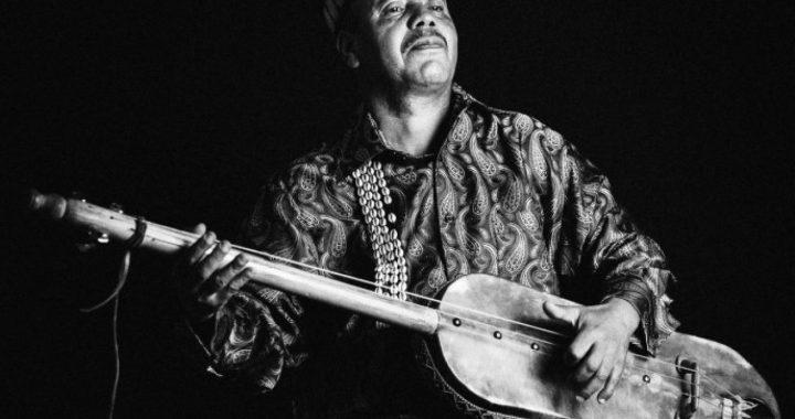 Prestation magistrale de Majid Bekkas au 1er Festival Gnaoua de Gand