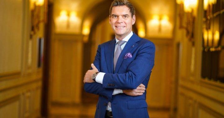 Kempinski Hotels: Michael Sorgenfrey nommé nouveau vice-président des opérations pour le Moyen-Orient et l'Afrique