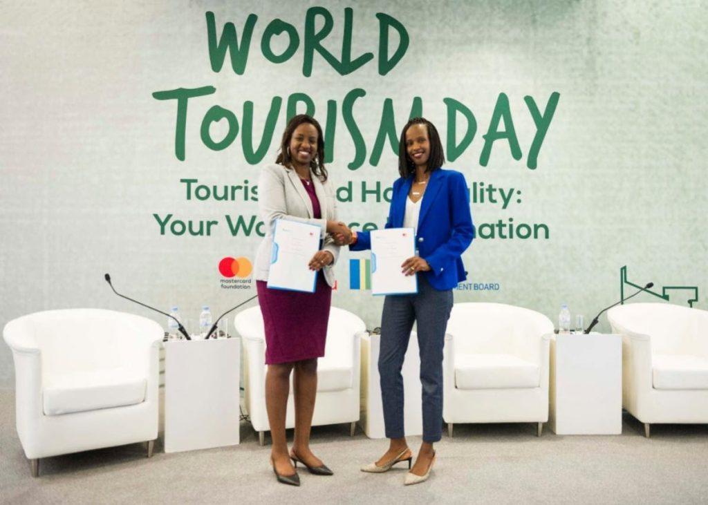 Rwanda: RDB et Mastercard s'associent pour promouvoir la jeunesse dans le tourisme et l'hôtellerie