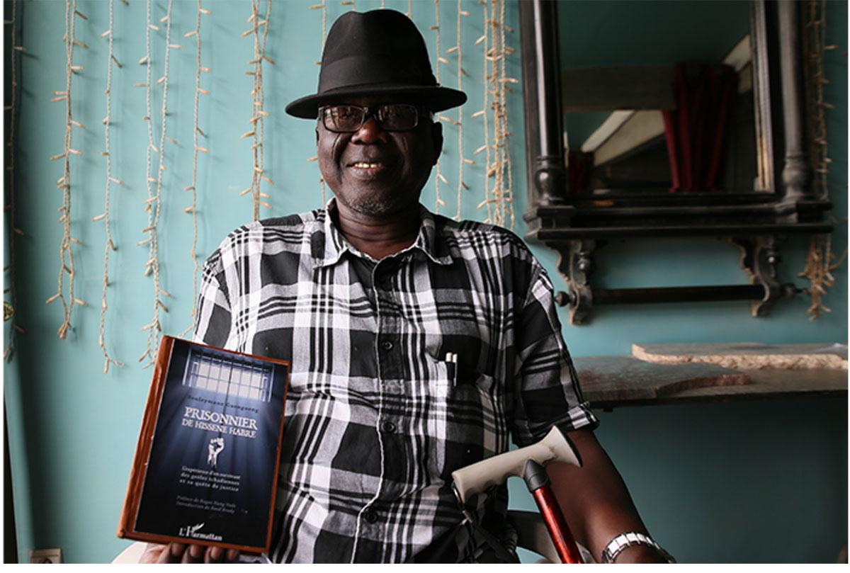Souleymane Guengueng, il promotore della battaglia delle vittime di Habré
