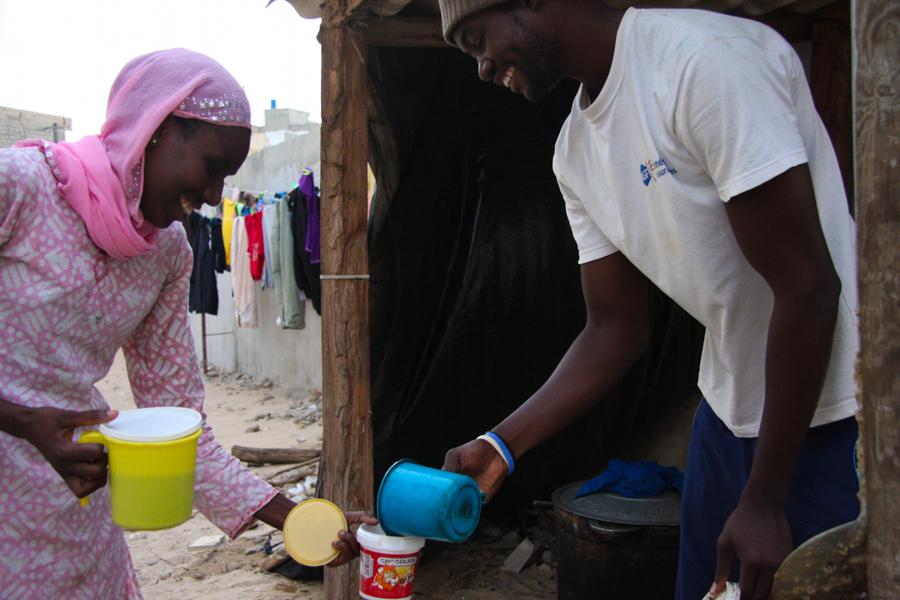"""Ramadan a Dakar/2. Pochi attimi prima dello """"ndogou"""""""