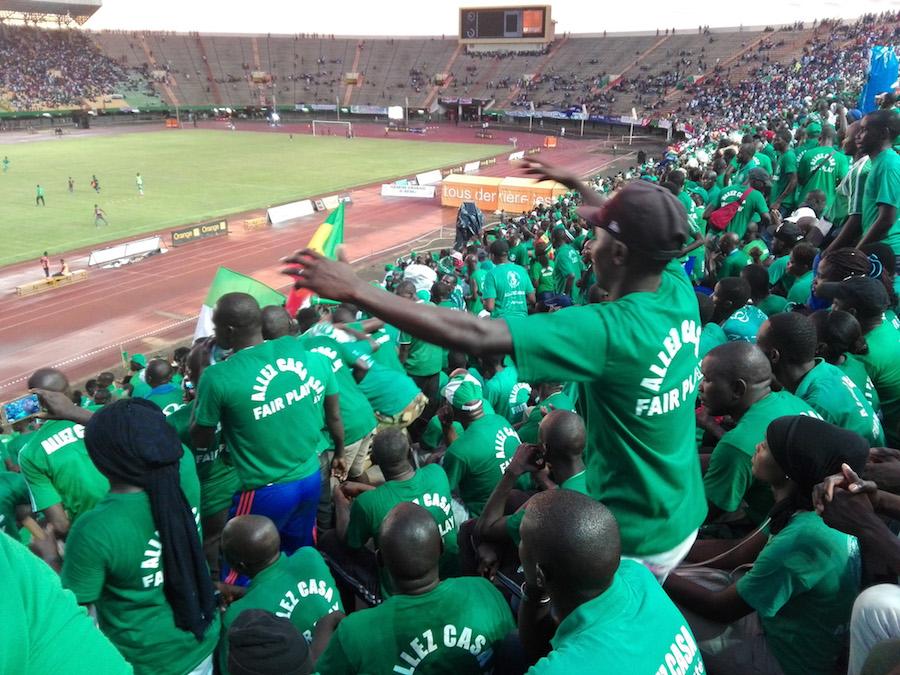Una domenica allo stadio: la finale Coppa del Senegal