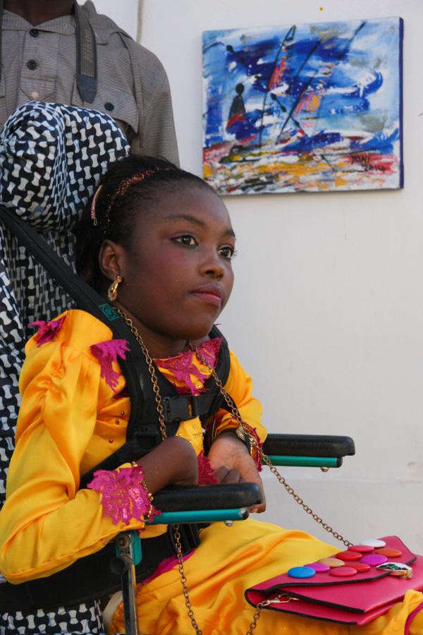 La foto della settimana: un omaggio in ricordo della pittrice Yoni Diongue