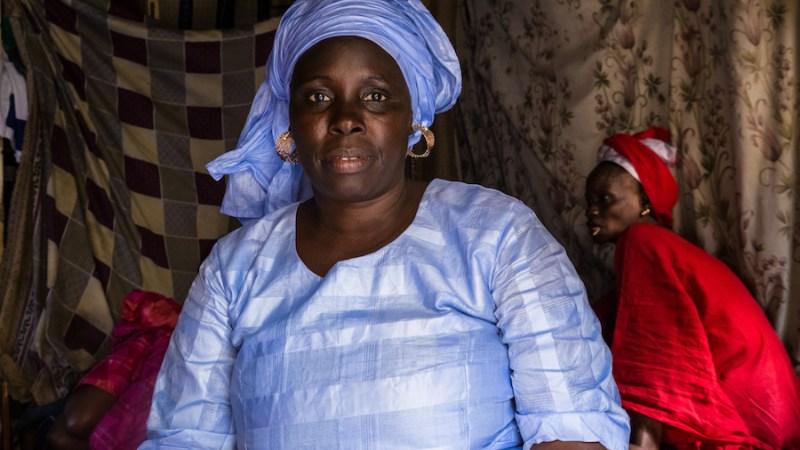 """""""Madames"""" del Senegal"""
