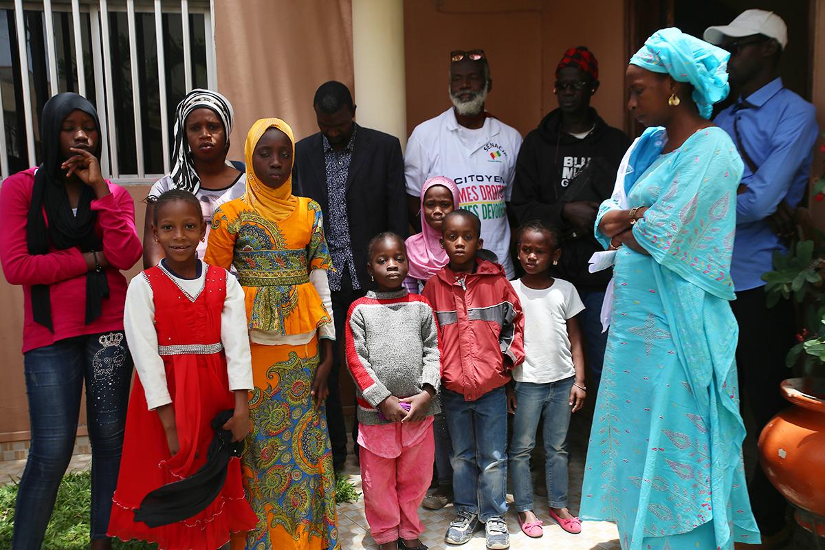 Anniversario della deportazione degli afro-mauritani