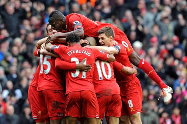 Team spirit...