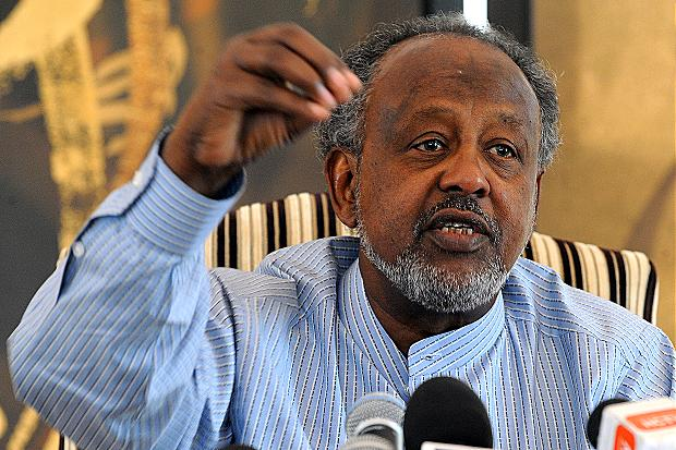 Ismail omar guelleh wife sexual dysfunction